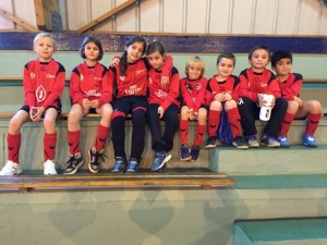 Futsal U9 Florac